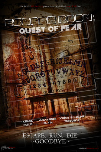 Escape Room: Quest of Fear