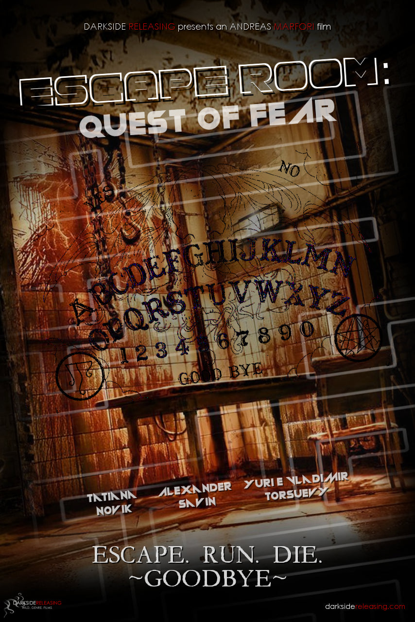 Escape Room: Quest of Fear (2019)
