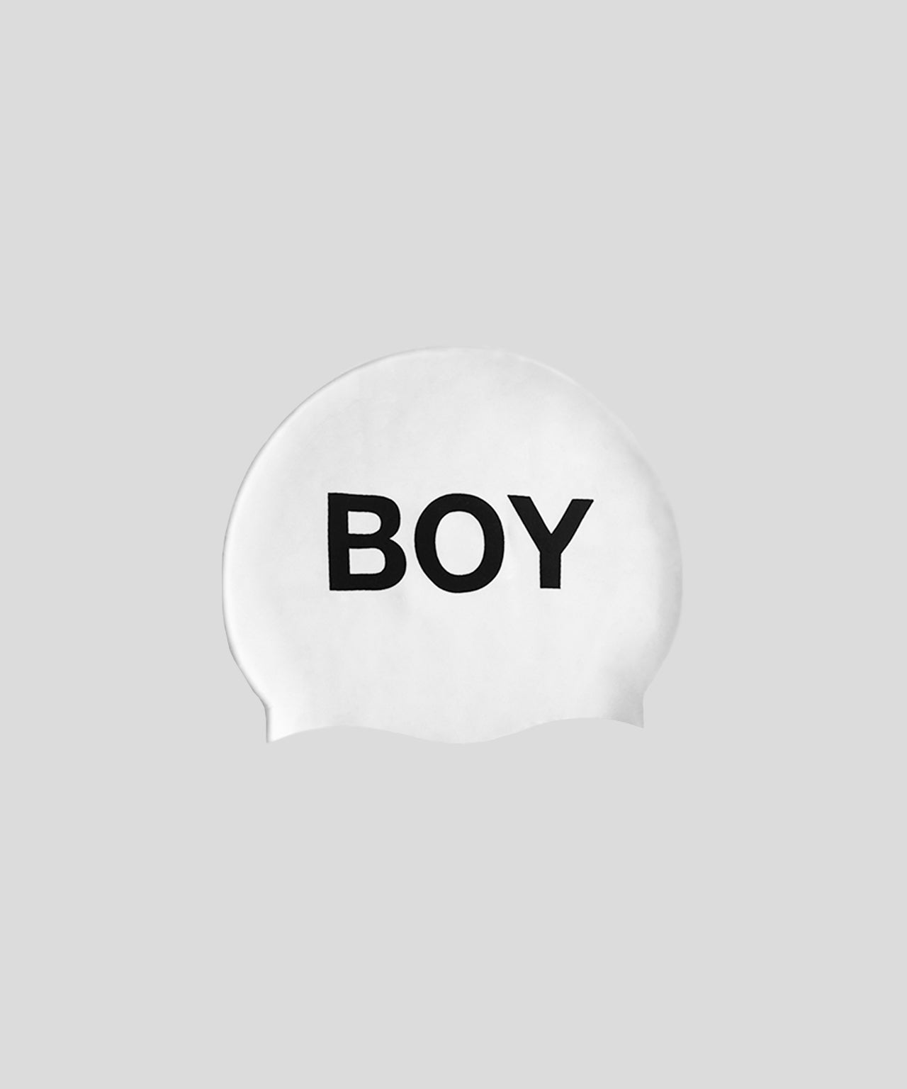 Pool Cap POOL BOY - white