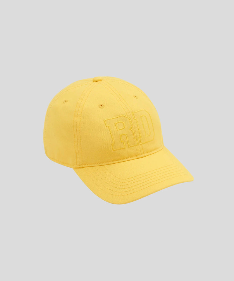 Coach Cap RD - sun yellow