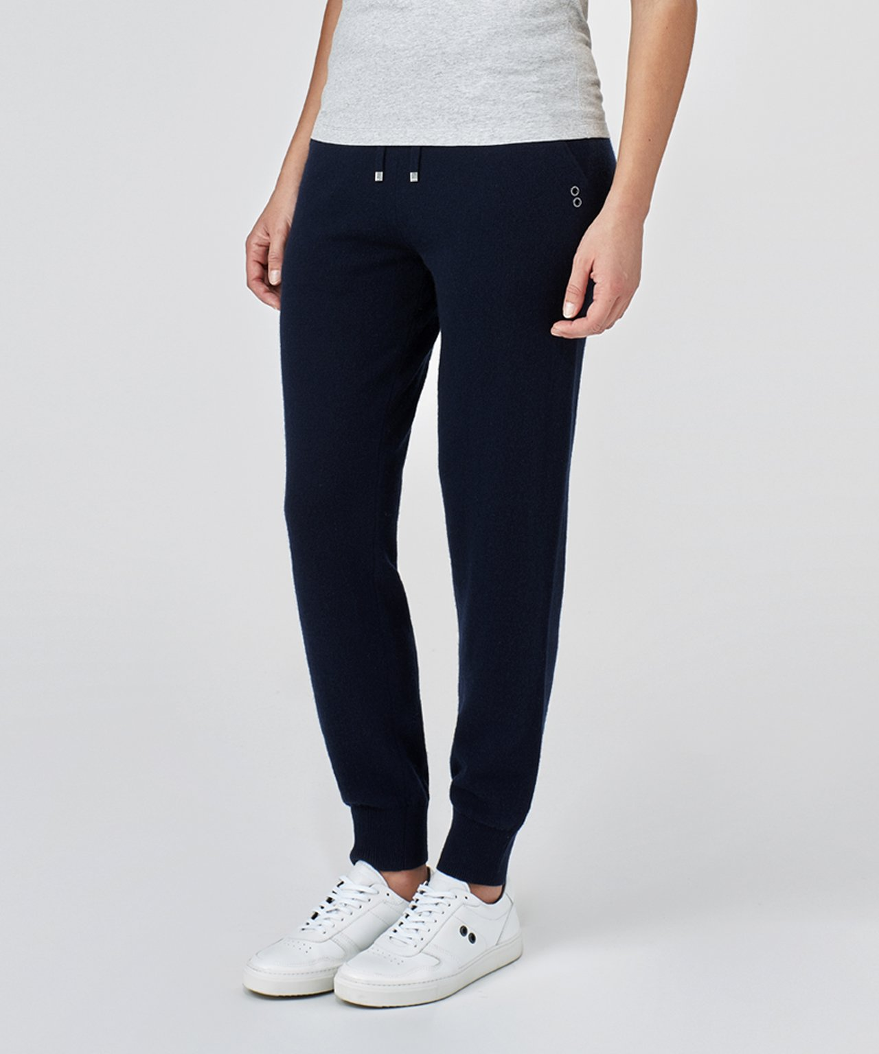 Cashmere Pants His For Her - navy