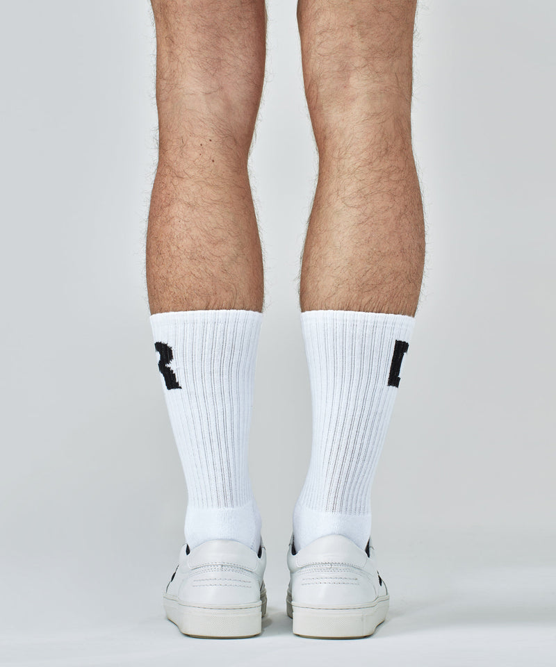 Sports Socks RD - white