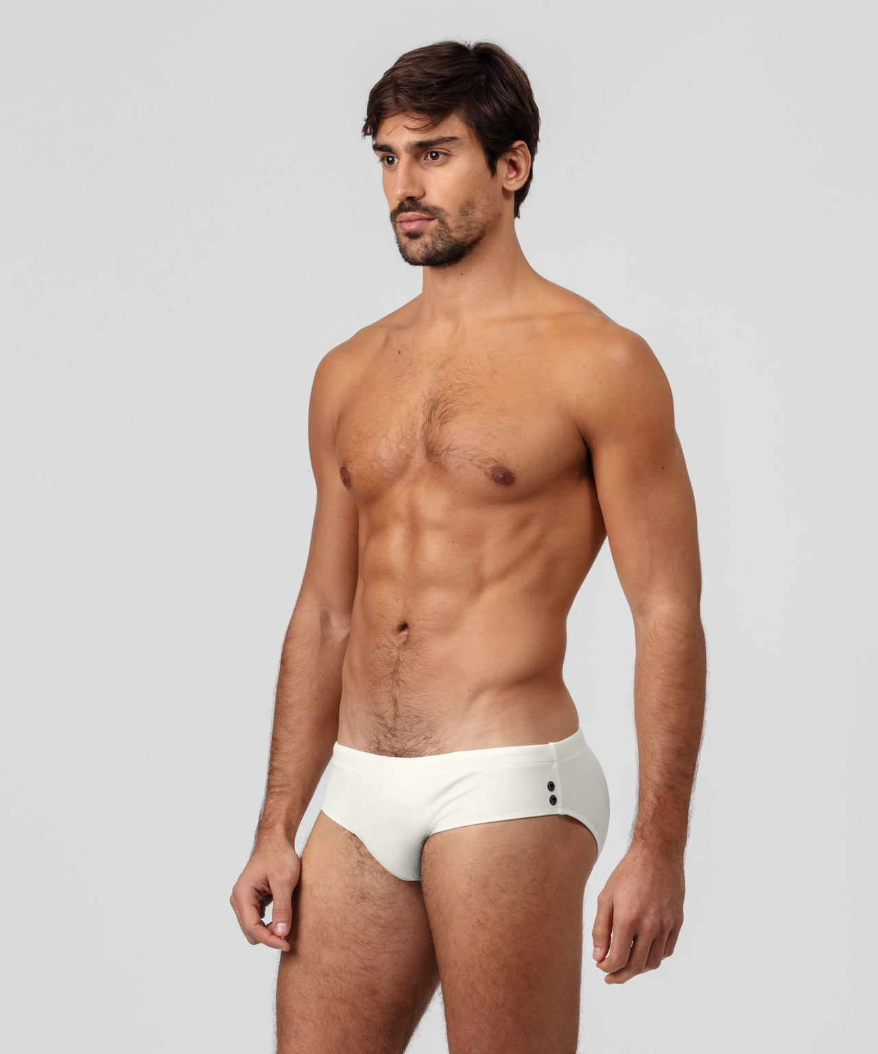 Swim Briefs - off white