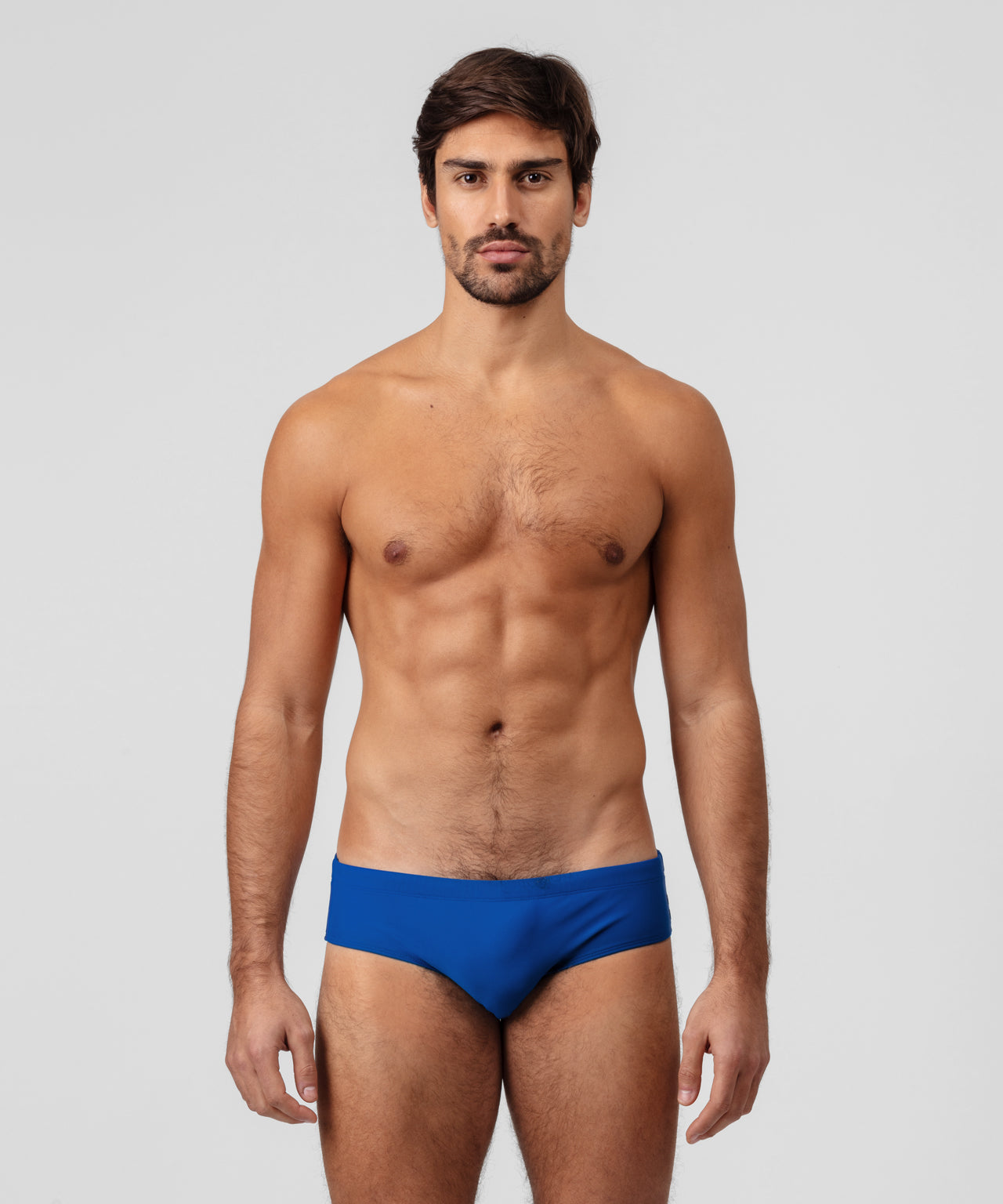 Swim Briefs - pool blue