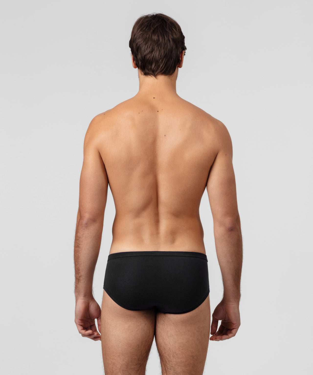 747 Y-Front Briefs Kit - black