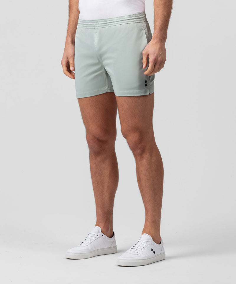 Exerciser Shorts - sky grey
