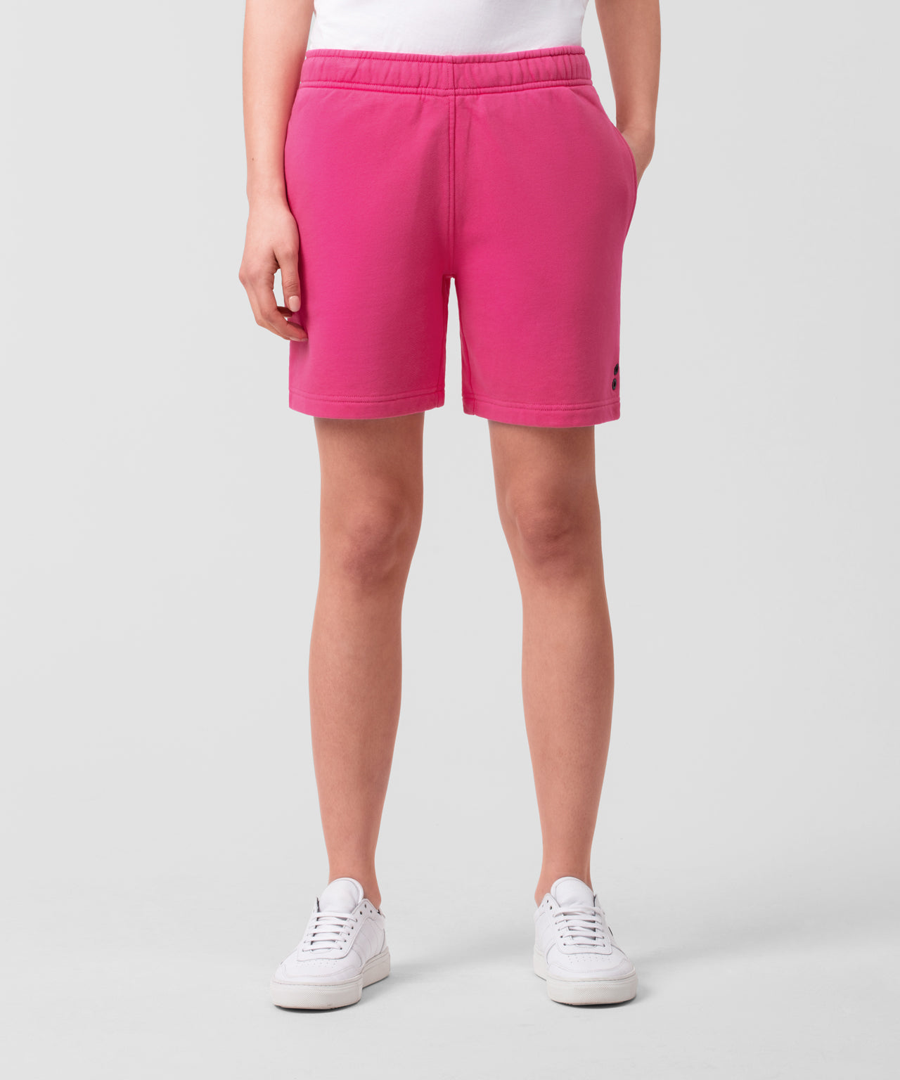 Jogging Shorts His For Her - hot pink