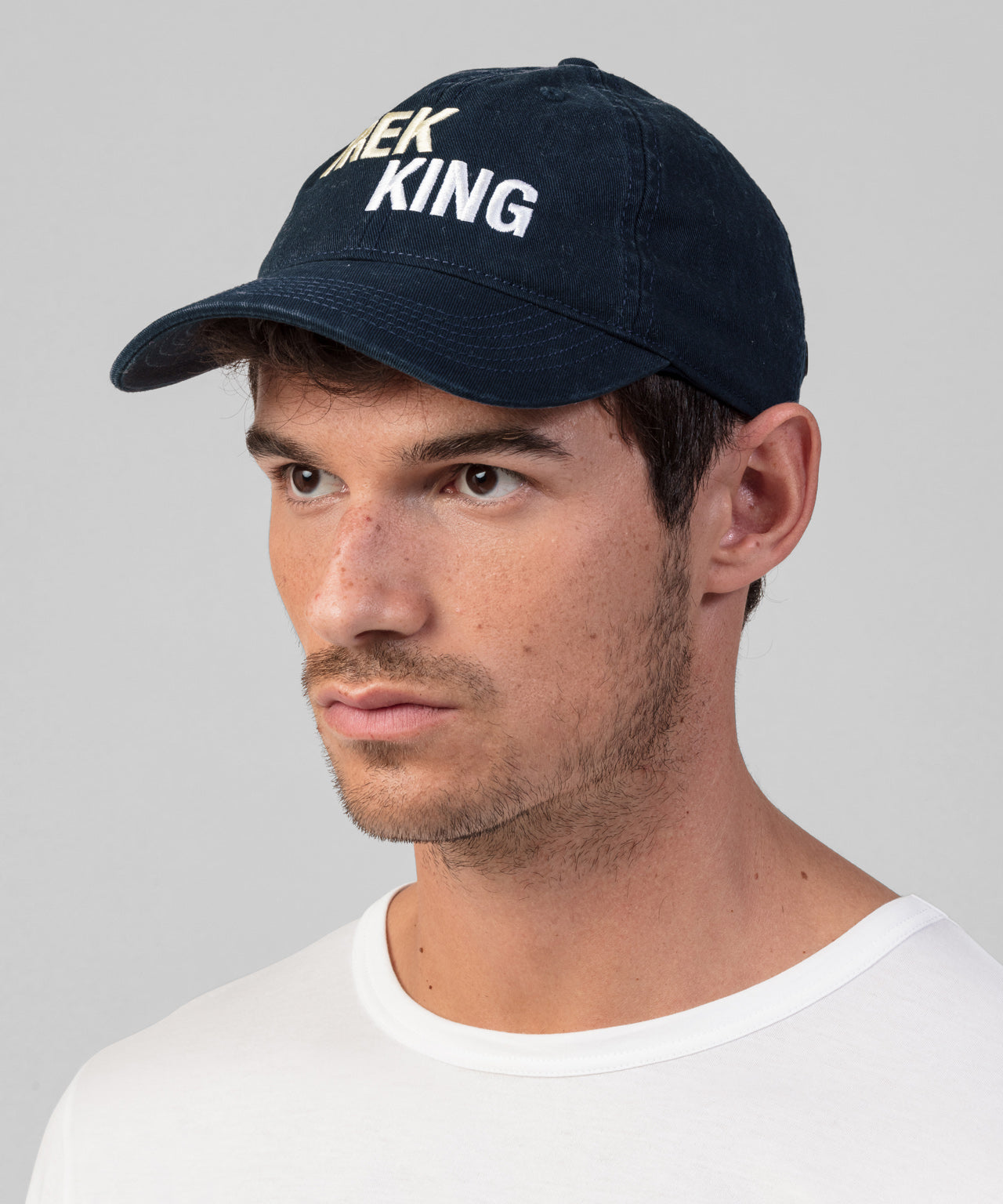 Coach Cap TREK KING - navy