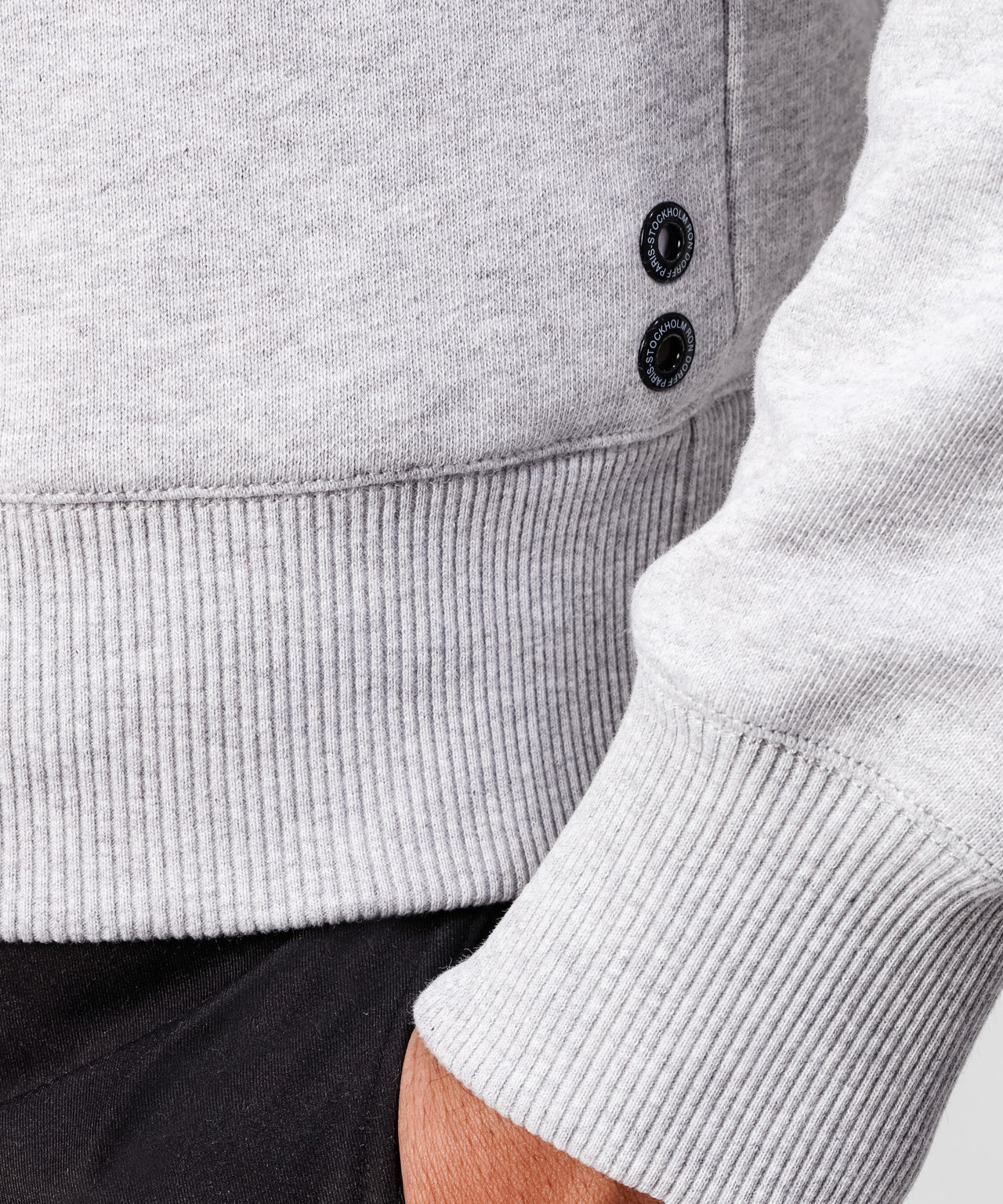 Sweatshirt 1980 - grey melange