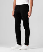 Piqué Tennis Trousers - black