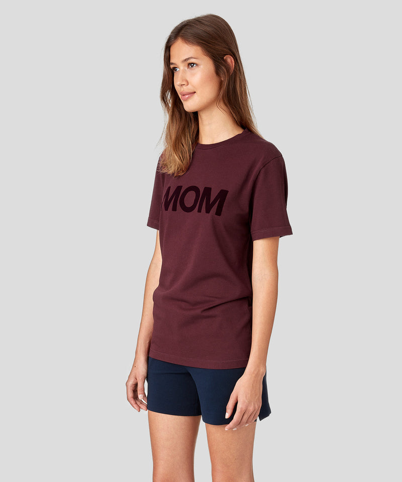T-Shirt RD Eyelet His For Her - purple boreal