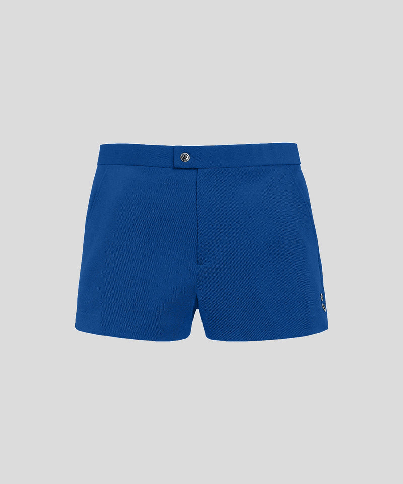 Tennis Shorts - california blue