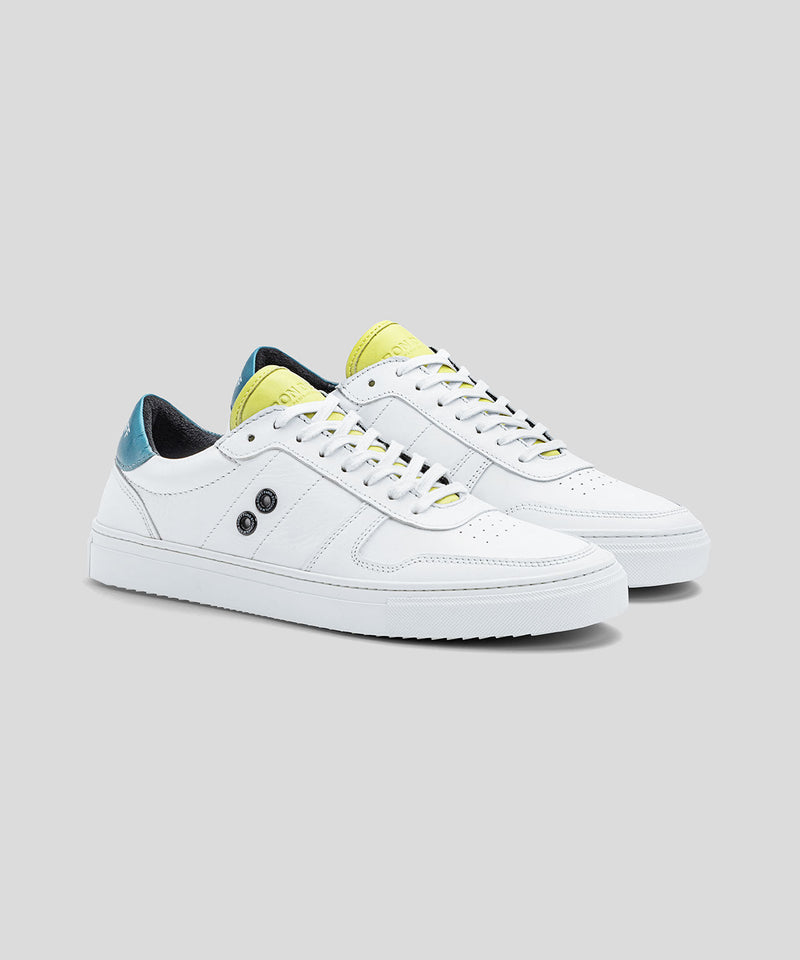 Urban Tennis Shoes - frosty blue/sky yellow
