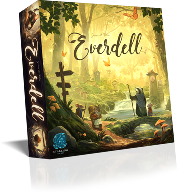Everdell: Standard Edition (2nd Printing)