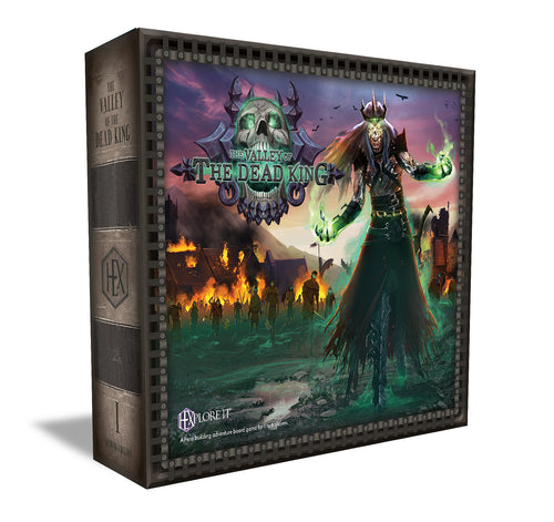 HEXplore It: Valley of the Dead King 2nd Edition (Pre-order)