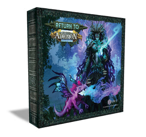 Return to the Forests of Adrimon (Pre-order)