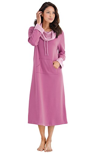 PajamaGram Women's World's Softest Pajamas Long Nightgown
