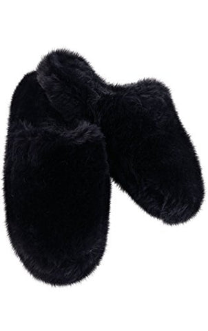 PajamaGram Women's Fuzzy Wuzzies Slippers