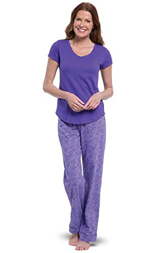 PajamaGram  Pajamas for Women - Short Sleeve Pajamas for Women