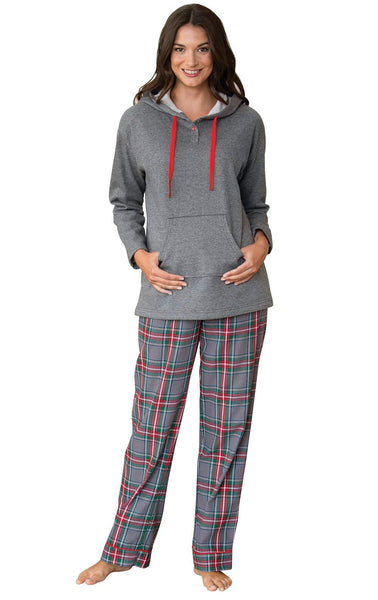 PajamaGram Pajamas for Women - Womens Pajamas Set, Plaid