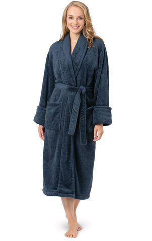 PajamaGram Marshmallow Fleece Robe