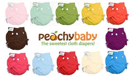 Peachy Baby One Size Diaper Cover