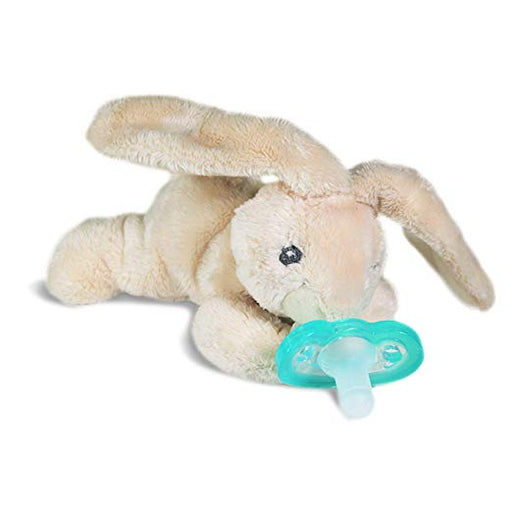 RaZbaby-RaZ-Buddy JollyPop Pacifier  Holder / Removable Bunny