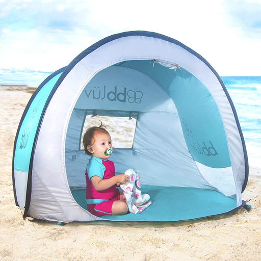 Anti UV Pop up Sun and Mosquito Play Tent