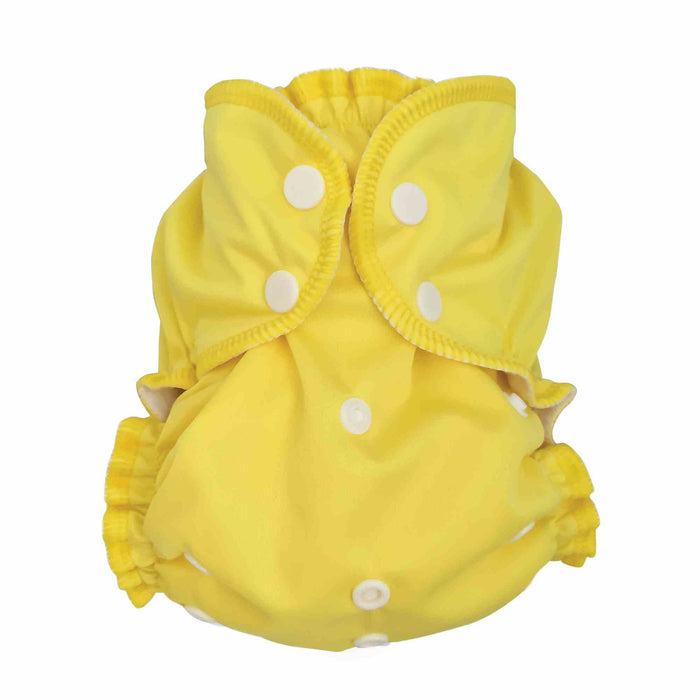 Diaper Covers One-Size - Lemon Zest