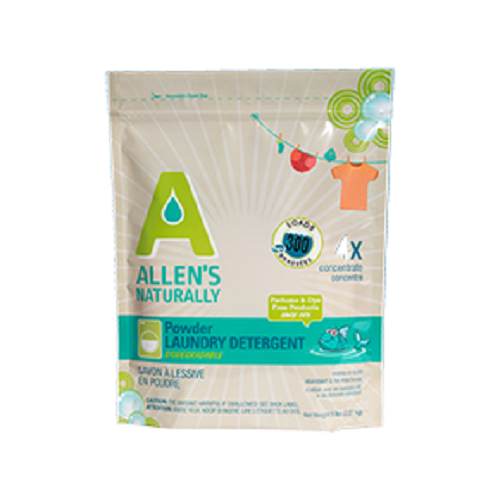 Allens Naturally - Laundry/Diapers Detergent Powder