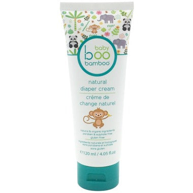 Baby Boo Bamboo's Natural Diaper Cream - 120ml