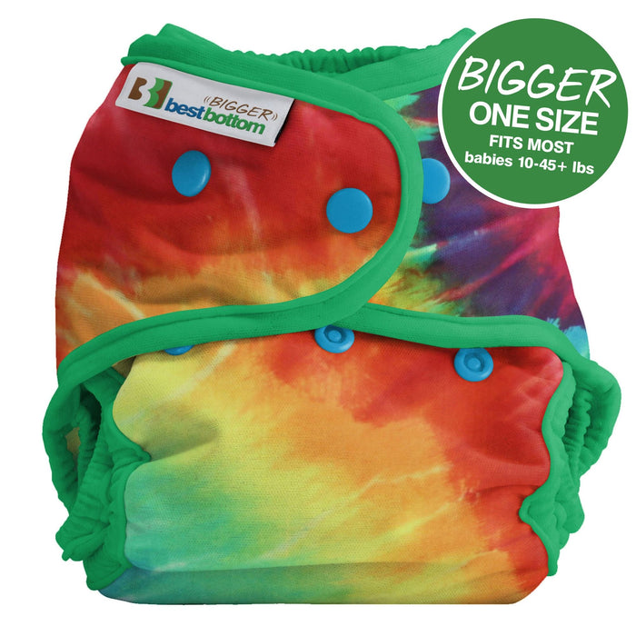 Bigger Best Bottom - Totally Tie Dye (Retired)