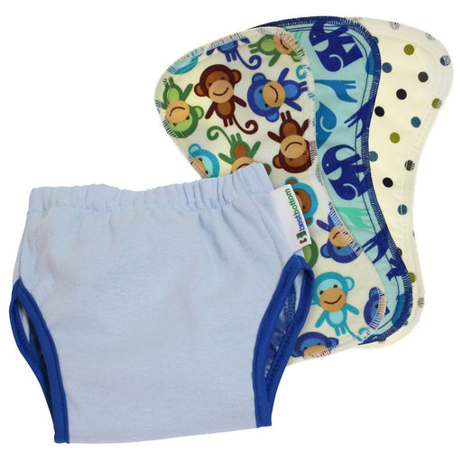Best Bottom Potty Training Kit -Blueberry