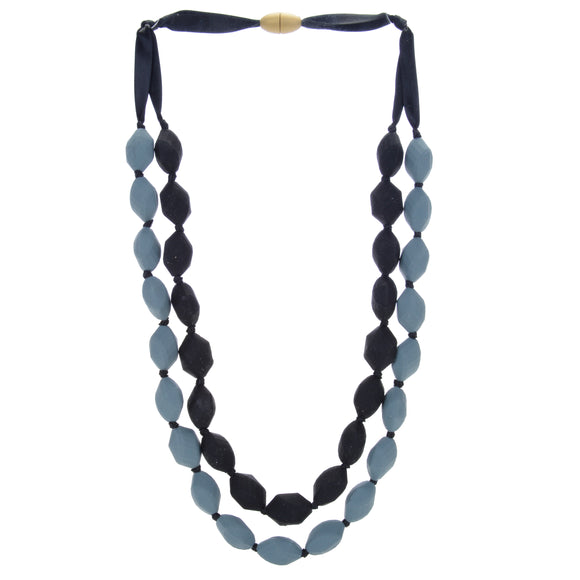 Chewbeads Astor Necklace Black