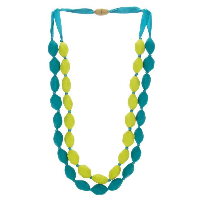 Astor Necklace - Chartreuse