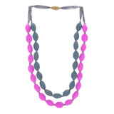 Astor Necklace - Fuschia