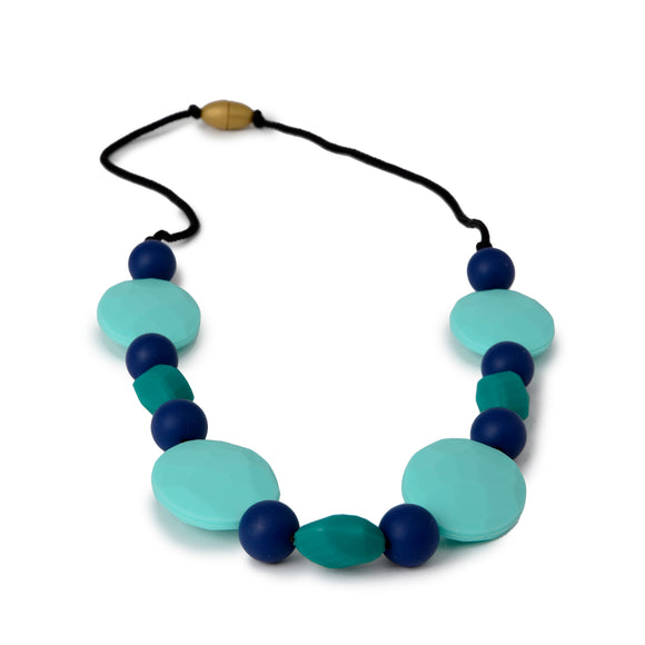Tribeca Necklace - Turquoise