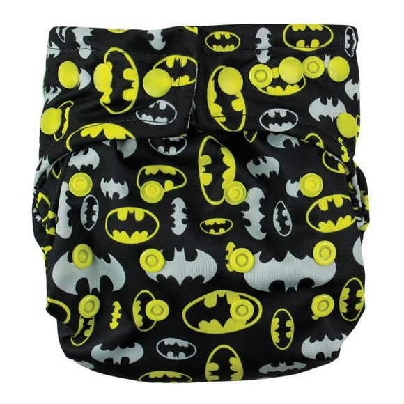DC Snap-in-One Diaper - Batman
