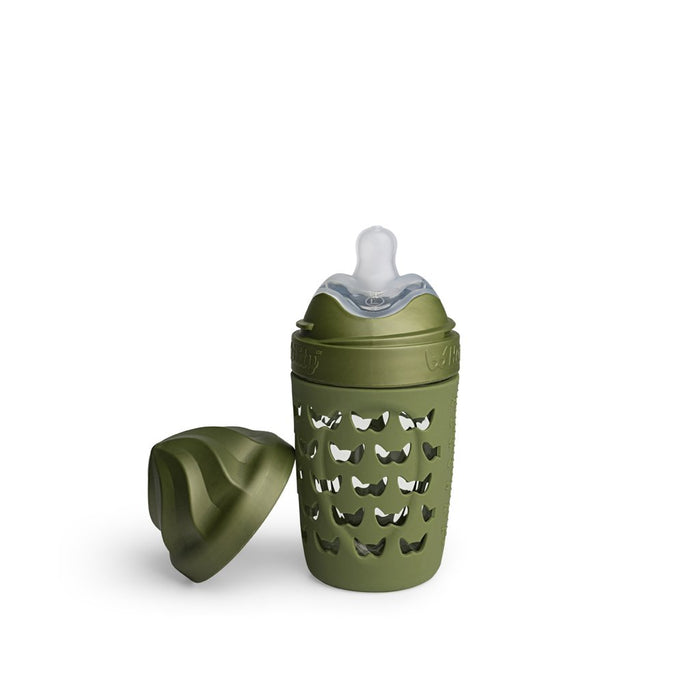 Herobility - HeroEcoBottle 220 ml - Army Green