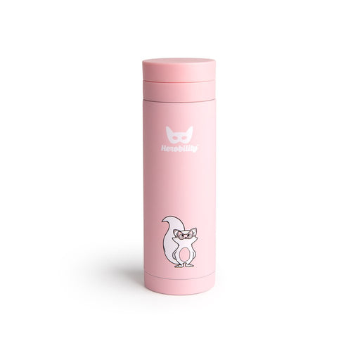 Herobility-HeroThermos 300ml/ 10.14oz - Pink