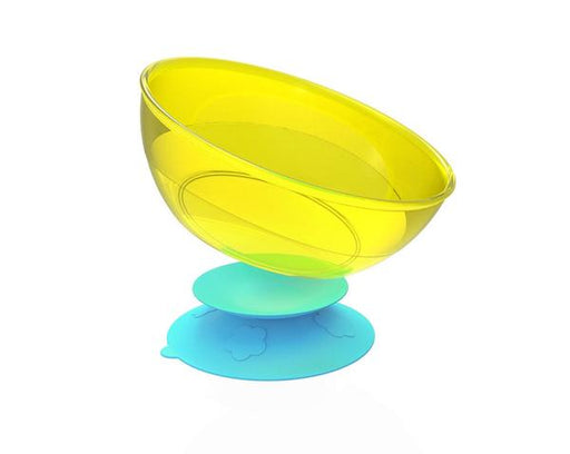Kidsme - Stay-in-place with Bowl Set Lime