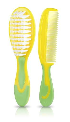 Kidsme - Wind Curve Comb and Brush Set