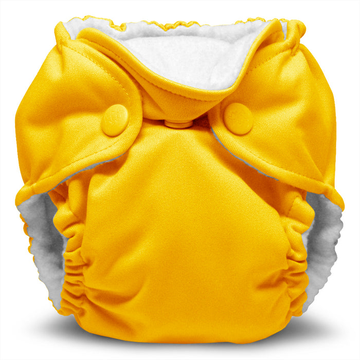 Lil Joey 2 Pack All In One Cloth Diaper, Dandelion-1