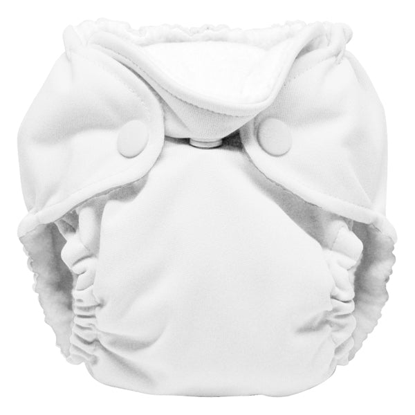 Lil Joey 2 Pack All In One Cloth Diaper, Fluff-1