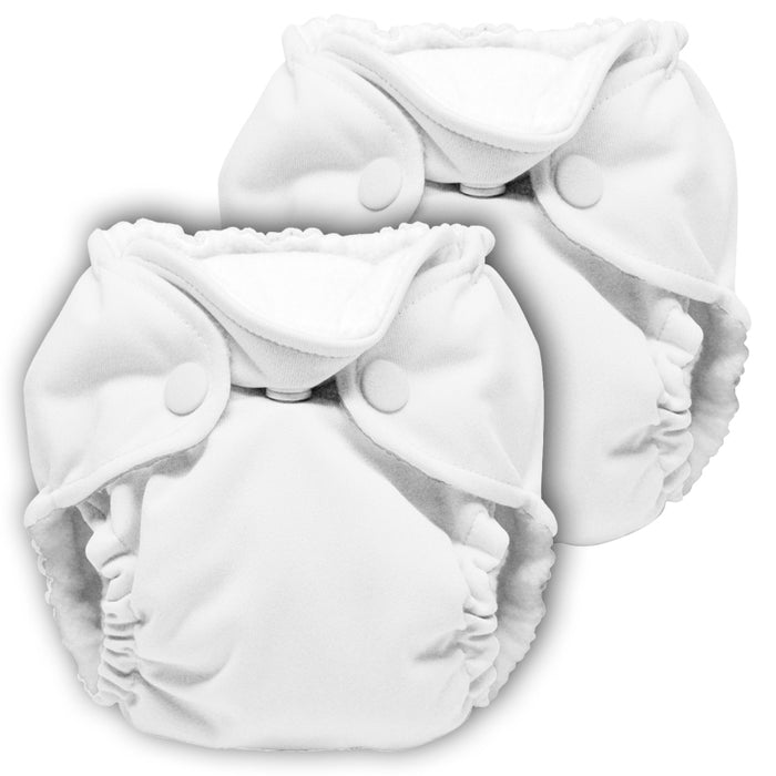 Lil Joey 2 Pack All In One Cloth Diaper, Fluff