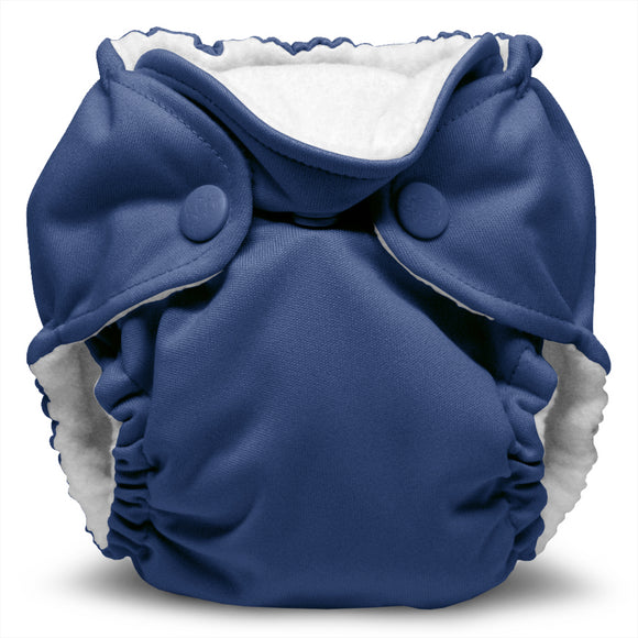 Lil Joey 2 Pack All In One Cloth Diaper, Nautical-1