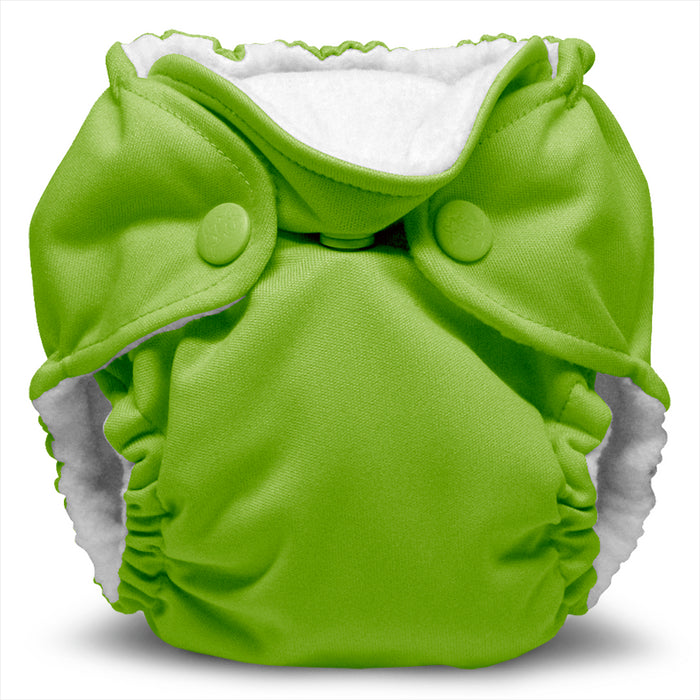 Lil Joey 2 Pack All In One Cloth Diaper, Tadpole-1