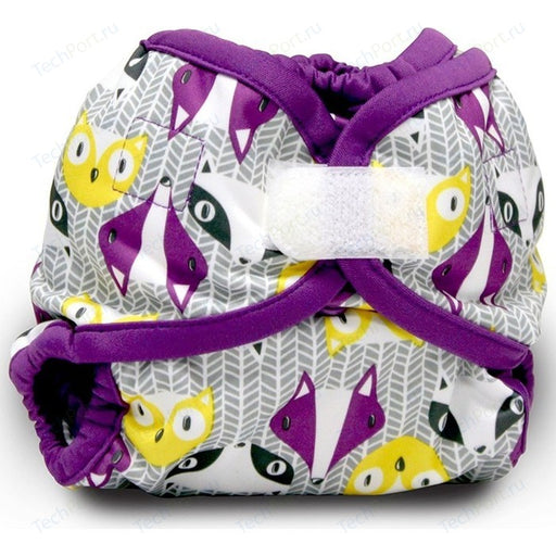 Rumparooz Newborn Cloth Diaper Cover Aplix, Bonnie