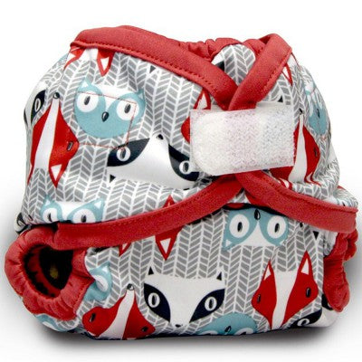 Rumparooz Newborn Cloth Diaper Cover Aplix, Clyde