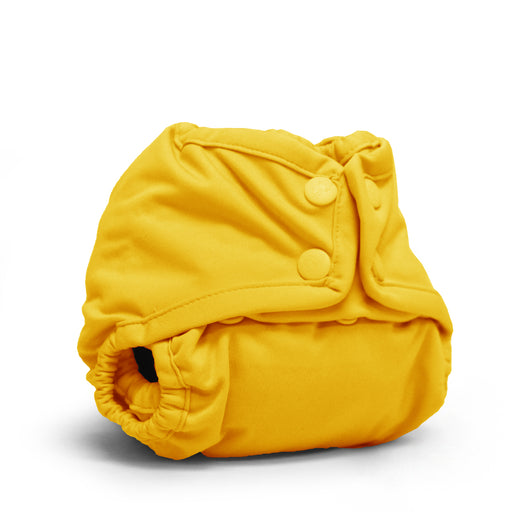 Rumparooz Newborn Cloth Diaper Cover Snap, Dandelion